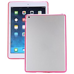 Transparent Slim TPU + PC Hybrid Back Cover Case for iPad Min/iPad mini 3, iPad mini 2, iPad mini (Assorted Colors)