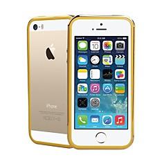 strass cristal de couleur mélangée Shengo ™ de luxe avec insert en TPU protection métallique pour iphone 5/5 ans (couleurs assorties)