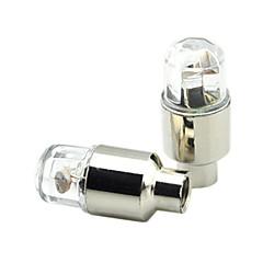 Luci bici , luci tappo della valvola lampeggianti / Luci bici Modo Lumens allarme AG10 / Batteria a bottone Batteria Ciclismo/Bicicletta