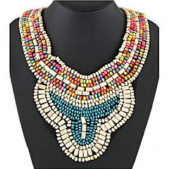 Damenmode Metall beliebte Persönlichkeit Halskette