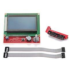 ramps1.4 lcd12864 de contrôleur intelligent