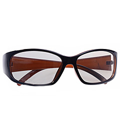 lunettes 3D polarisées sans flash dans le format, le millet, Skyworth, téléviseur Sony lunettes 3D universelles