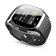 menns m26 smart watch rwatch bluetooth klokke