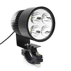 moto auto elettrica impermeabile fari a LED