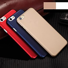 Matte PC Hard Back Cover for iPhone 6 Plus
