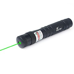 LT-885 Green Laser Pointer (5MW, 532nm, 1x16340, Black)