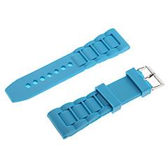 Unisex 26mm Rubber Watch Strap