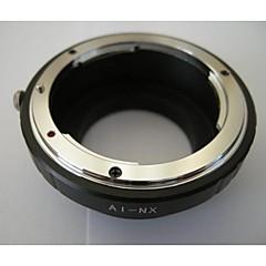 Nikon AI ais lentille f pour Samsung NX adaptateur NX5 NX10 NX11 NX210 NX300 NX1000