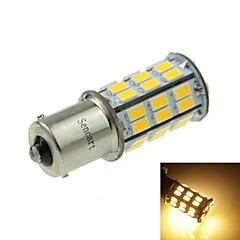1156 (P21W Ba15s) 12W  2-Mode Warm White 1000LM for Car Turn Signal Light (DC12V)