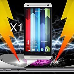 ultimative Stoßdämpfung Displayschutzfolie für HTC ein m7 (1 Stück)