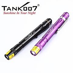 tank007® UV02 profesional 1-mode 1x365-1w linterna led linterna (2xAAA, colores surtidos)