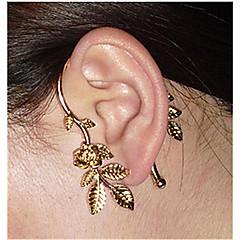 Χειροπέδες Ear Κράμα Δήλωση Κοσμήματα Κοσμήματα Γάμου Πάρτι Καθημερινά Causal