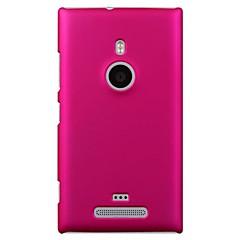 Na Etui Nokii Szron Kılıf Etui na tył Kılıf Jeden kolor Twarde PC Nokia Nokia Lumia 925