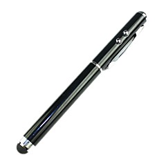 Universal Capacitive Screen Stylus Pen with A LED Pointer for Mobile Phones & Tablets