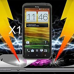 HTC 원 X에 대한 궁극적 인 충격 흡수 화면 보호기 (1 개)