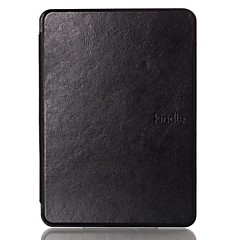 PU Leather with Magnetic Full Body Cover Case for New Kindle(Assorted Colors)