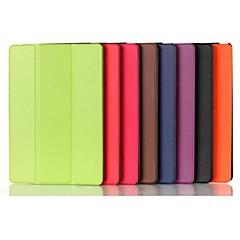 9,7 hüvelykes tripla összecsukható mintázat kiváló minőségű pu leathe tok iPad 2 levegő