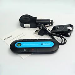 carro multiponto viva-voz Bluetooth viva-voz Bluetooth 3.0 carro chamadas de voz super claro suportar vários idiomas