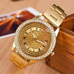 Women's Fashion Circular  Quartz Alloy  Watch(Assorted Colors) Cool Watches Unique Watches