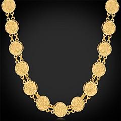 Dames Choker kettingen Kettingen Vintage Kettingen Platina Verguld Verguld Modieus Kostuum juwelen Sieraden Voor Bruiloft Feest Speciale