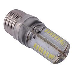 4W E17 LED-maissilamput T 64 SMD 3014 300 lm Kylmä valkoinen AC 110-130 V