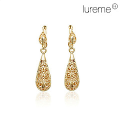 Lureme®High Quality Hollow Earrings