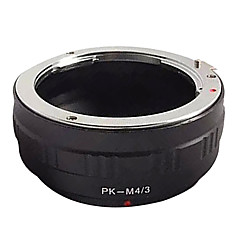 Jaray PK-M4/3 Adapter Ring for Olympus EP5 Panasonic GF3