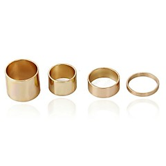 A family of Four Glossy Rings