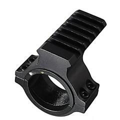 ls075 25mm의 링 범위 손전등 레이저 튜브 피카 티니 레일 장착 어댑터