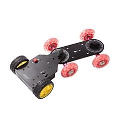 Sevenoak appareil photo reflex numérique Dolly Tracteur motorisé Push Cart Trolley Caméra Skate piste