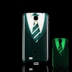 kostym mönster lyser i mörkret hårda fallet för Samsung Galaxy S4 i9500