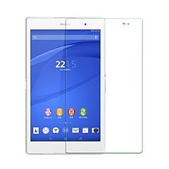 korkea kirkas näytönsuoja Xperia Z3 tabletin kompakti 8 tuuman tabletti suojakalvo
