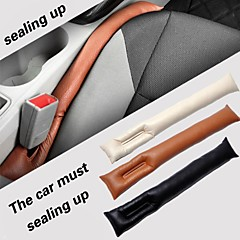 LEBOSH™PU Leather Vehicle Seat Slot Plug Leak-proof Protective Case(2PCS)