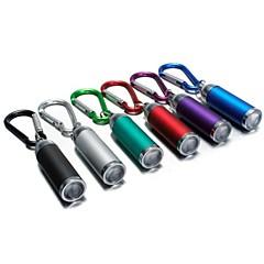 Φωτισμοί Φακοί Μπρελόκ LED Lumens Τρόπος - Aγρ13 Έκτακτη Ανάγκη / Μικρό Μέγεθος / Τσέπη / Το υπεριώδες φως