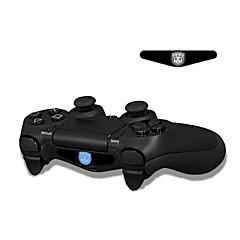 b-Skin® viileä kevyt bar tarra PS4 valvojalle DualShock 4