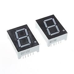 compatible (pour Arduino) 1 chiffre à 10 broches du module d'affichage -. 0.8in (x2)