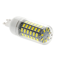 5W G9 LED Corn Lights T 69 SMD 5730 450 lm Natural White AC 220-240 V