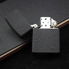 zorro black krat metal kobber shell olie lighter