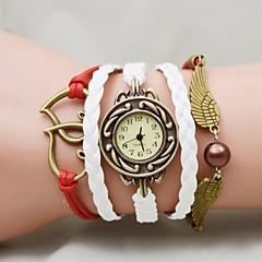 Wings of Angels Love Fashion European Style Retro Wild Bohemian Braid Watch