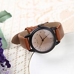 Women's  Circular Simple Vintage Fashion Belt Watch