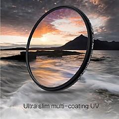 Tianya 52mm mc uv ultra mince xs-Pro1 muti-revêtement numérique filtre UV pour Nikon D5200 D3100 D5100 D3200 lentille de 18-55mm