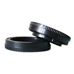 pajiatu traseira tampa da lente + tampa do corpo da câmera para Sony NEX 5R 5t 5c 5N 3N F3 A6000 a5100 A5000 nex7 NEX5 nex6 NEX3 a7 a7r