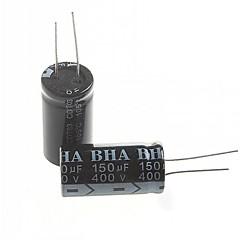 Electrolytic Capacitor 150UF 400V (2pcs)