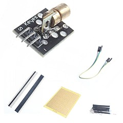 DIY 650nm Laser Sensor Module and Accessories for Arduino