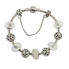 estilo europeu nova moda jóias simples pulseira