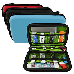 Universal Travel Bags for Small Electronics and Accessories Or Outdoors(Random Color)