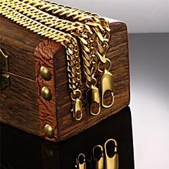 18 K Man Classic Bracelet Style Jewelry