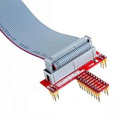 26 pins gespecificeerde datakabel en t GPIO uitbreidingskaart accessoire voor Raspberry Pi b +