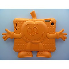 Lovely 3D Cartoon Apple Child EVA Shockproof Foam Case for iPad 2/3/4 (Assorted Color)