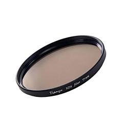 Tianya 77mm circulaire filtre neutre ND4 densité pour Canon 24-105 24-70 17-40 i Nikon 18-300 lentille